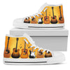 Guitar High-Top Shoes