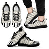 Piano Music Sheets Sneakers