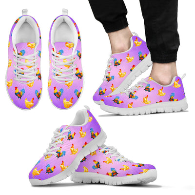 Chicken Pattern Sneakers