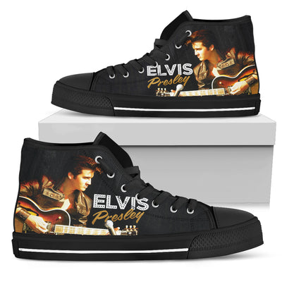 Elvis High-Top Shoes 2