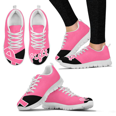 Fight Breast Cancer Sneakers