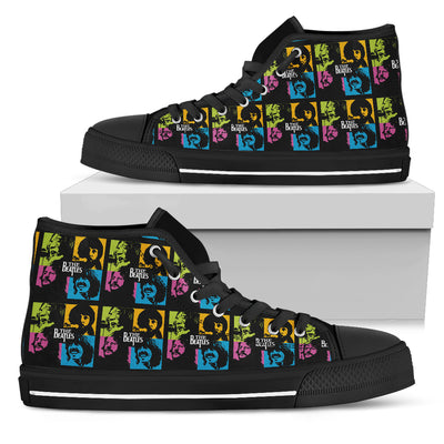 The Beatles High-Tops 2
