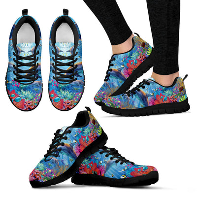 Under The Sea Sneakers