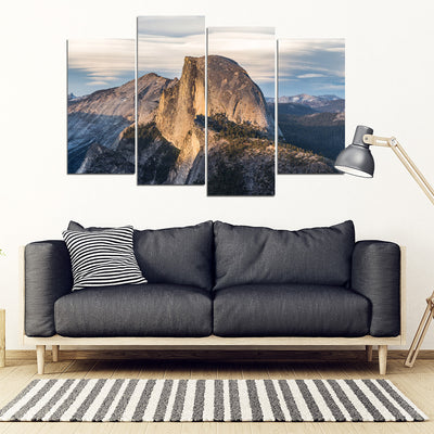 Yosemite Half Dome Wall Art