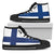 Finland Flag High-Top Shoes