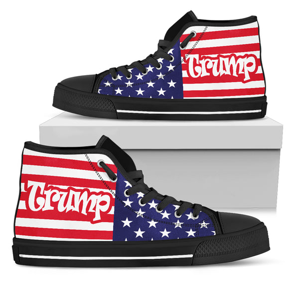 President Trump High-Tops