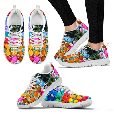 Art Addiction Sneakers