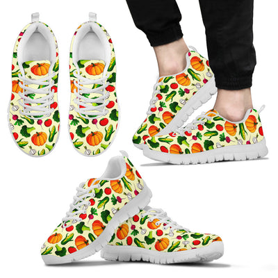 Nutrition Pattern Sneakers