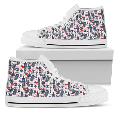 England Pattern High Top