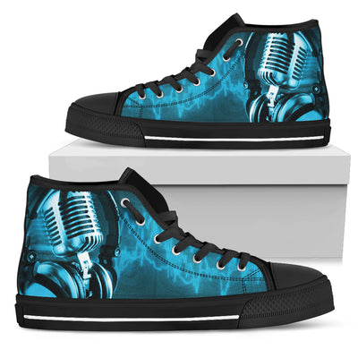 Microphone High-Tops