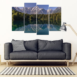 Yosemite Mirror Lake Wall Art