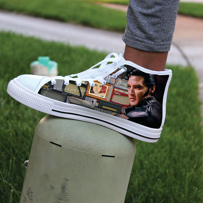 Elvis High-Top Shoes