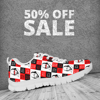 008f1eabe145 Shakespeare Sneakers - Flash Savvy