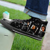 The Beatles High-Top Shoes 2