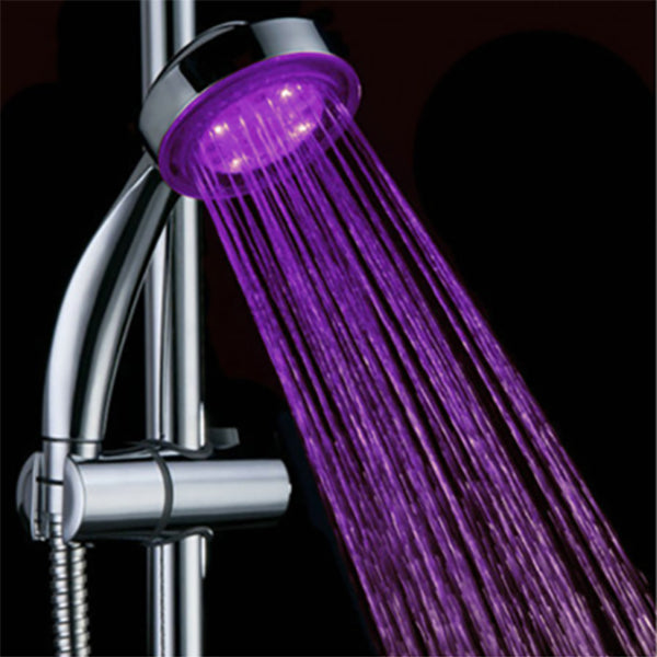 NEW LED Shower Head - Temperature Sensitive – Pineapple Deals