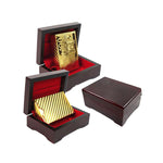 Luxury Gold Poker Playing Cards - Pineapple Deals