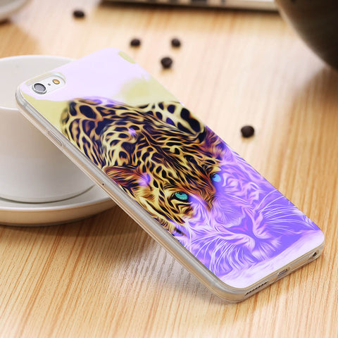Lion & Cheetah iPhone Cases