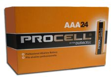 DURACELL PROFESSIONAL SERIES - PROCELL AAA'S
