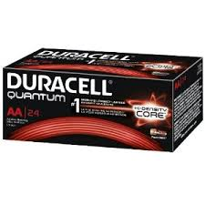 DURACELL SERIES - QUANTUM AA'S