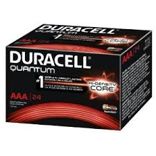 DURACELL SERIES - QUANTUM AAA'S