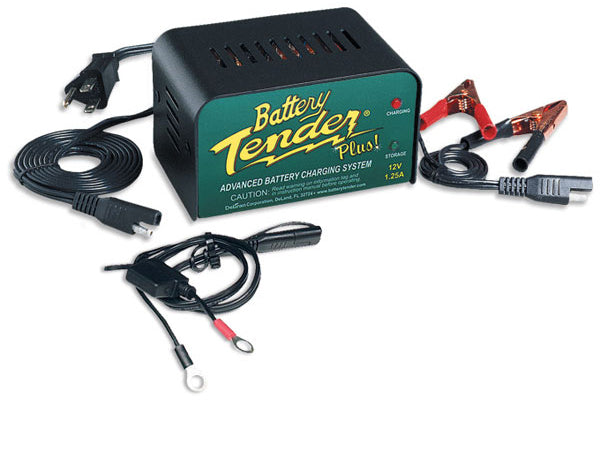 Battery Tender Plus 12 Volt - 1.25A Battery Charger