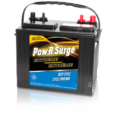 POW-R-SURGE - 12 Volts DEEP CYCLE BATTERIES