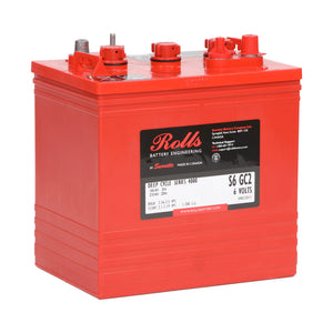 ROLLS - Premium Quality DEEP CYCLE Batteries