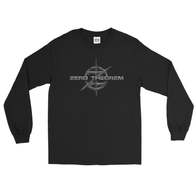 Zero Theorem Long Sleeve T-Shirt