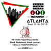 The 2nd Annual Black Resturant Week Stops In Atlanta