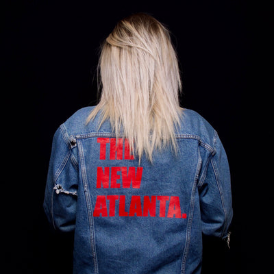 Part of the Team Denim Jacket