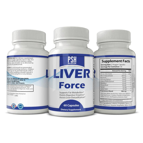 PSH Liver Force