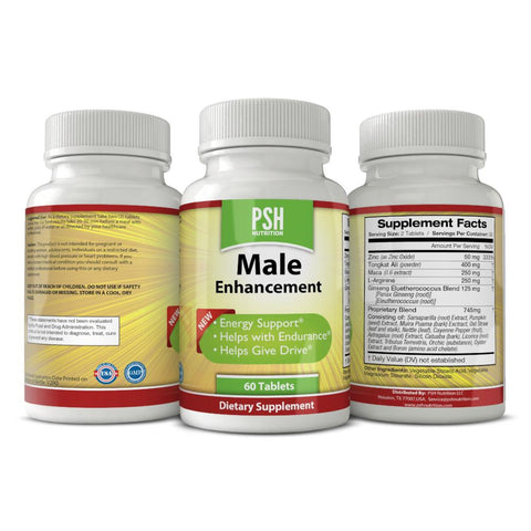 PSH Male Enhancement