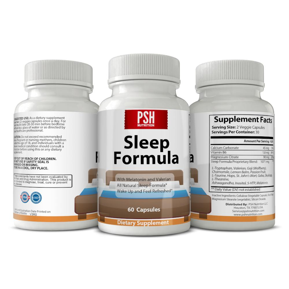 PSH Sleep Formula