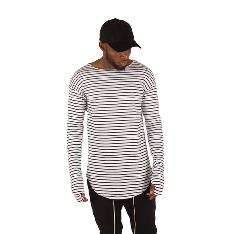 Bay Rope Striped Tee