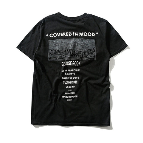 COVERED IN MOOD TEE