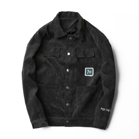 7//UP FOR THE ONE Bomber Jacket