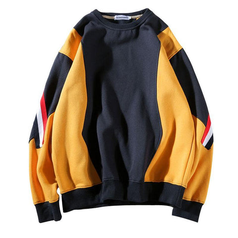 FRAXT Block Sweater