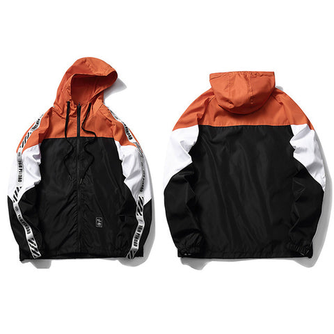 Double Point Jacket