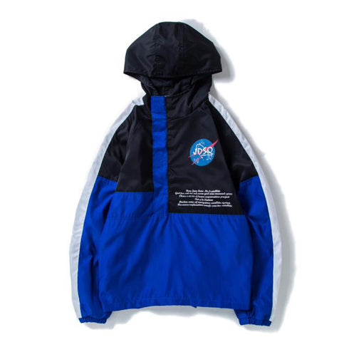 SPACE JAX Windbreaker