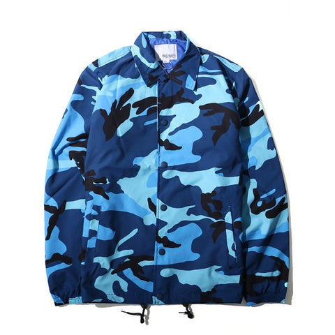 Color Windbreaker
