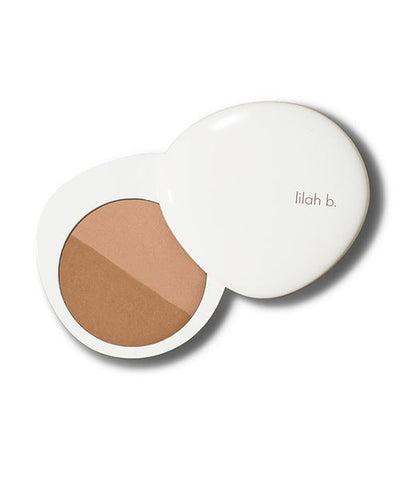 A bronzer duo makeup collection
