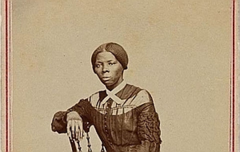 Harriet Tubman, a holistic nurse, underground railway conductor, and activist