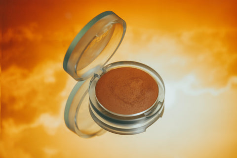 How to apply bronzer to prevent orange/dirty skin