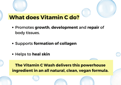 The Vitamin C Wash