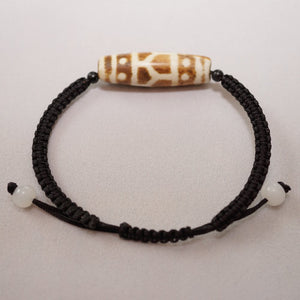 Fossilized Rock Bracelet