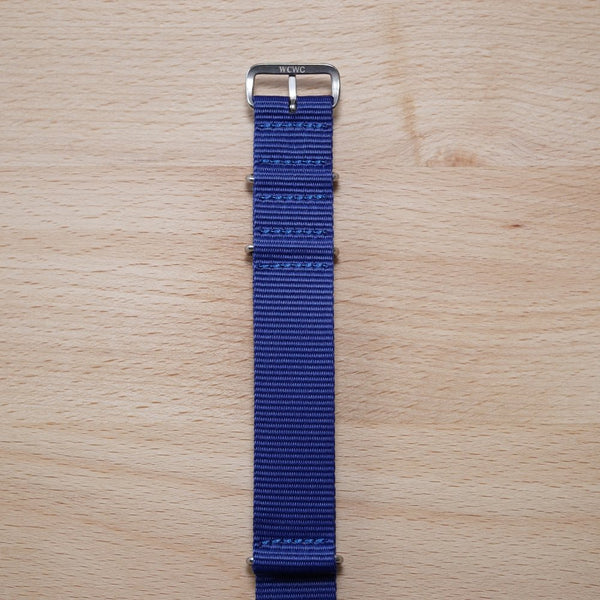 Dark Blue Nylon