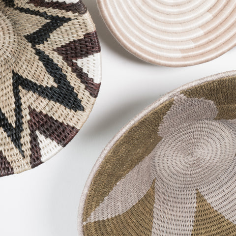 Different Textured Baskets