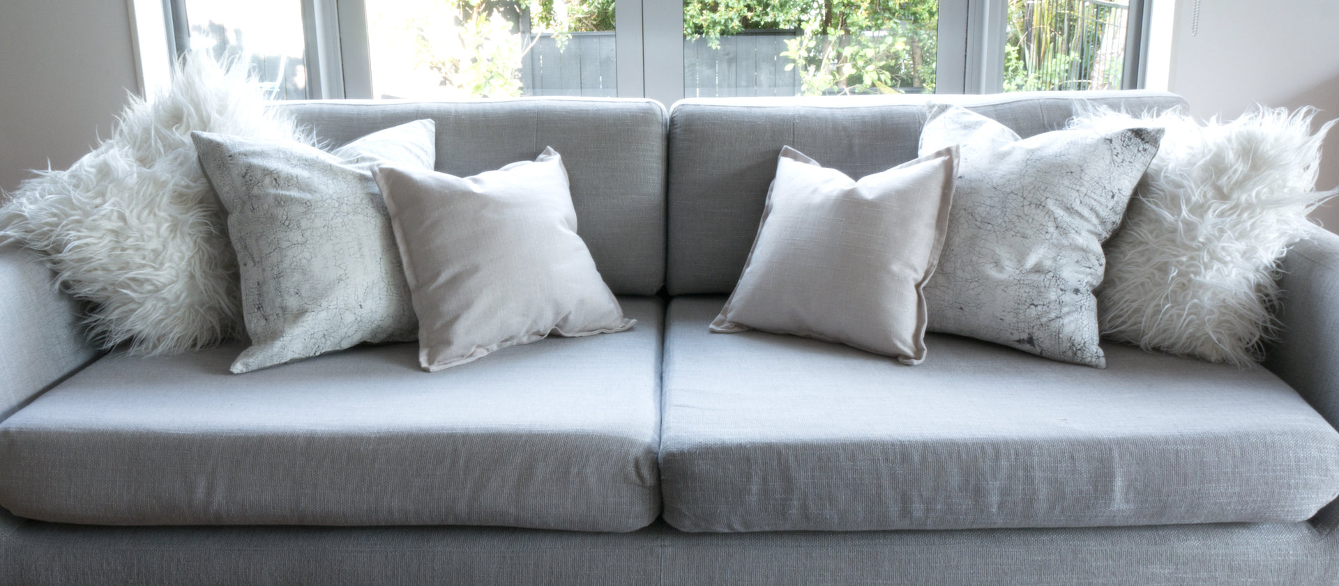 formal styling cushions
