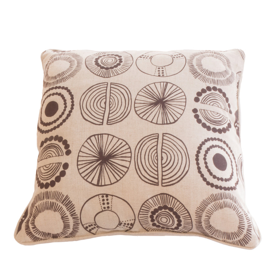 Mali Circle Cushion Covers