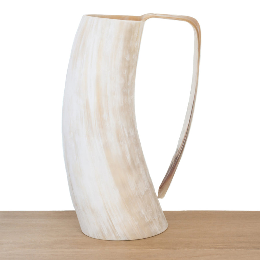 Ankole Cow Horn Pitchers